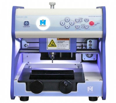 Magic 2S - Engraving Machine