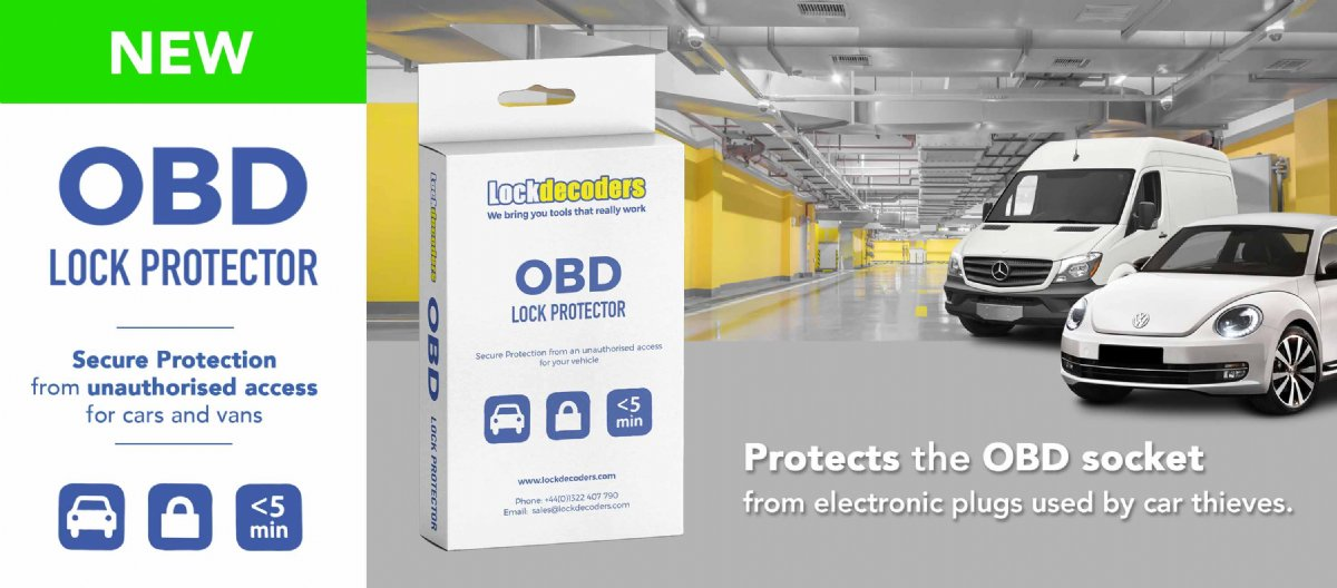 Find out more about OBD Lock protector