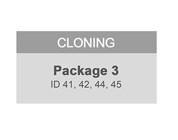 MiraClone - Cloning Package 3 ID 41, 42, 44, 45 - Philips Crypto